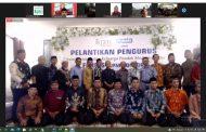 Nilai Kaderisasi, Forbis IKPM Kalimantan Barat Adakan Pelantikan Pengurus Baru